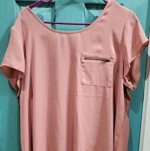 Cute dress top